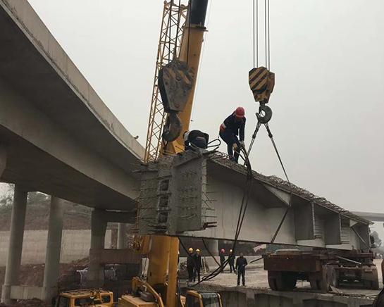 高速公路吊装施工