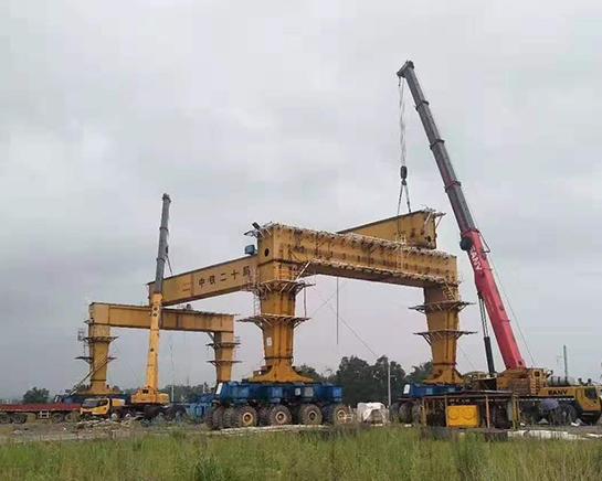 铁路工程施工