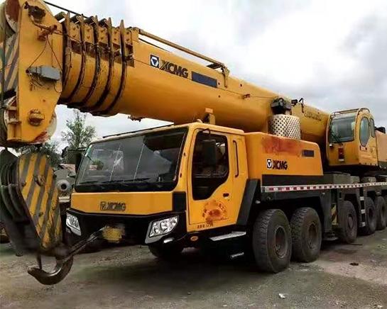 400吨吊车出租