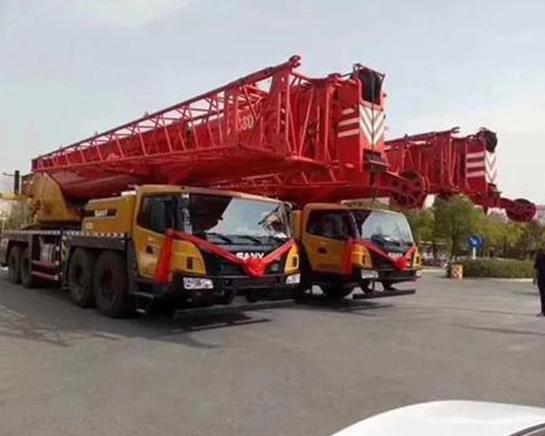 160吨吊车出租