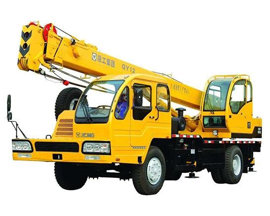 重庆12吨吊车